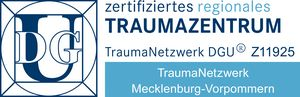 Logo DGU Traumazentrum