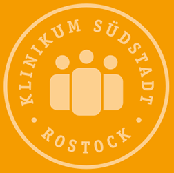 Logo Klinikum Südstadt Rostock gross orange