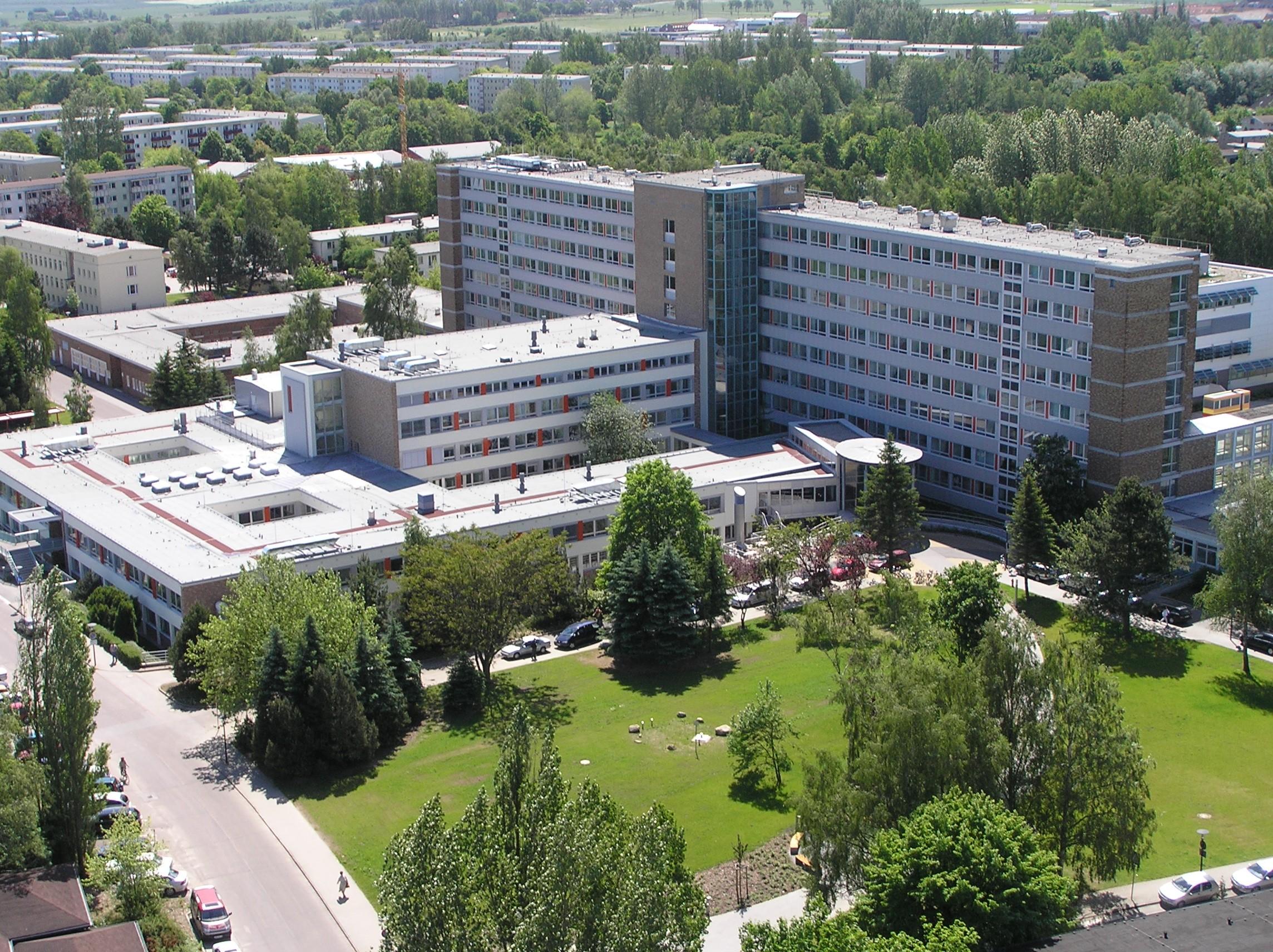 Krankenhäuser In Rostock